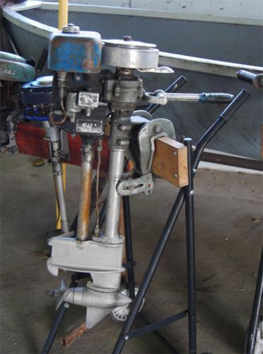 лодочные моторы выпуска ссср